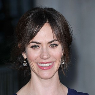 Maggie Siff in Screening of FX's Sons of Anarchy Season 4 Premiere