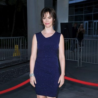 Maggie Siff in Screening of FX's Sons of Anarchy Season 4 Premiere - maggie-siff-premiere-sons-of-anarchy-season-4-02