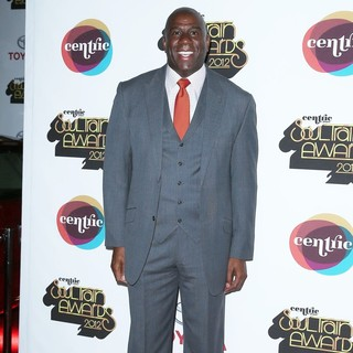 Magic Johnson in 2012 Soul Train Awards - Arrivals