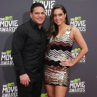 Ronnie Ortiz-Magro in 2013 MTV Movie Awards - Arrivals
