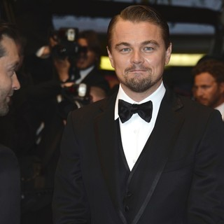 Tobey Maguire, Leonardo DiCaprio in Opening Ceremony of The 66th Cannes Film Festival - The Great Gatsby - Premiere
