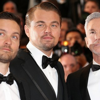 Tobey Maguire, Leonardo DiCaprio, Baz Luhrmann in Opening Ceremony of The 66th Cannes Film Festival - The Great Gatsby - Premiere