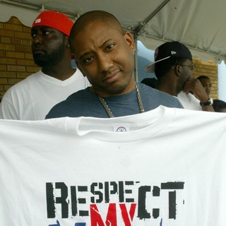 Maino in Maino Supports T.I. and Reverend Yearwood of The Hip Hop Caucus