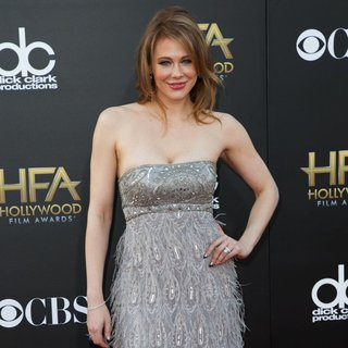 Maitland Ward in 2014 Hollywood Film Awards - Arrivals