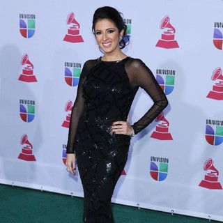 Maria Teresa Interiano in 13th Annual Latin Grammy Awards - Arrivals