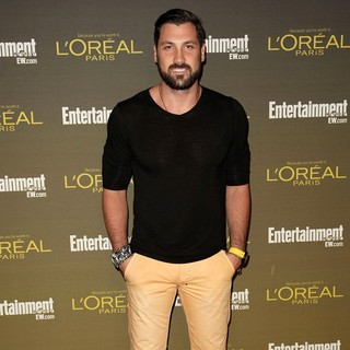 Maksim Chmerkovskiy in 2012 Entertainment Weekly Pre-Emmy Party