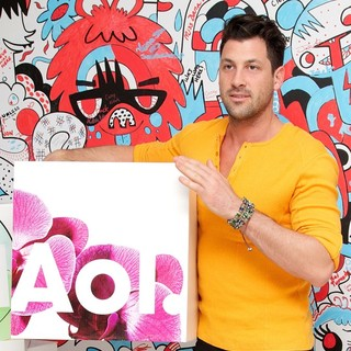 Maksim Chmerkovskiy in AOL's New National Video Open Call Event