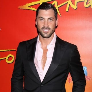 Maksim Chmerkovskiy in The Opening Night After Party for Forever Tango
