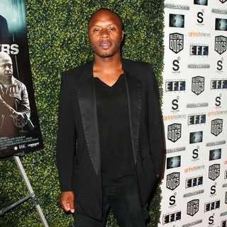 Malcolm Goodwin in The Lionsgate Home Entertainment and Grindstone VIP Screening of Freelancers