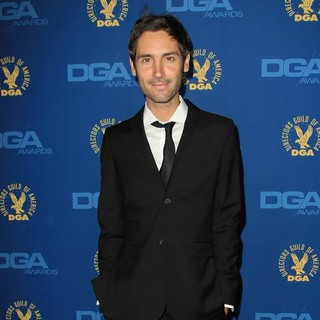 Malik Bendjelloul in 65th Annual Directors Guild of America Awards - Arrivals