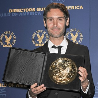 Malik Bendjelloul in 65th Annual Directors Guild of America Awards - Press Room