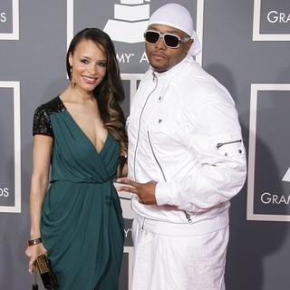 Malik Yusef in 55th Annual GRAMMY Awards - Arrivals
