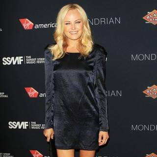 Malin Akerman in The 5th Annual Sunset Strip Music Festival - Arrivals