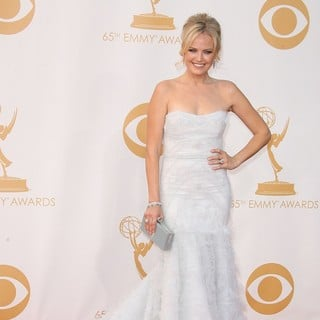 Malin Akerman in 65th Annual Primetime Emmy Awards - Arrivals