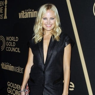 Malin Akerman in Miss Golden Globe 2013 Party Hosted by The HFPA and InStyle