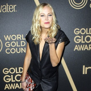 Malin Akerman in Miss Golden Globe 2013 Party Hosted by The HFPA and InStyle - malin-akerman-miss-golden-globe-2013-party-04