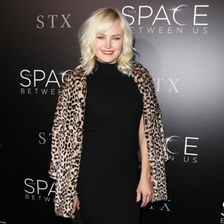 Malin Akerman-Premiere of STX Entertainment's The Space Between Us