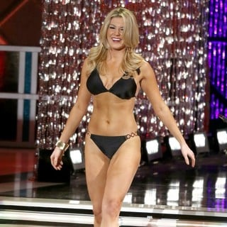 Mallory Hagan in 2013 Miss America Final Competition
