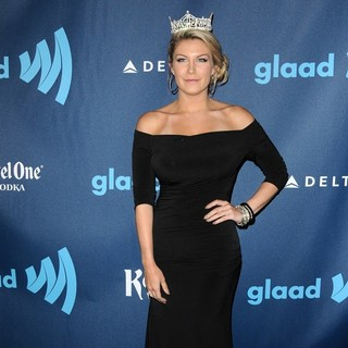 Mallory Hagan in 24th Annual GLAAD Media Awards - Arrivals