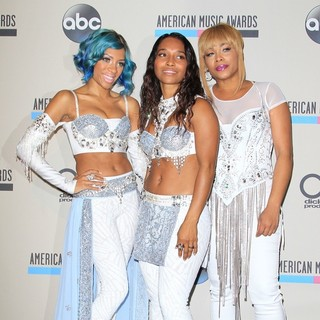 2013 American Music Awards - Press Room