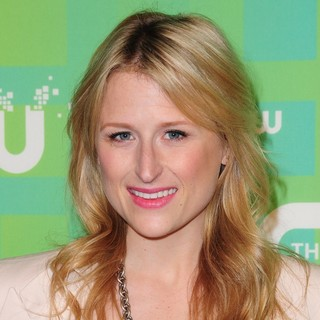 Mamie Gummer in 2012 The CW Upfront Presentation