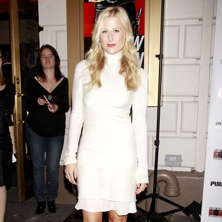 Mamie Gummer in Opening Night of The Broadway Musical Production of Bloody Bloody Andrew Jackson - Arrivals