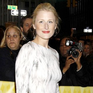 Mamie Gummer in Opening Night of The Musical Promises, Promises - Arrivals