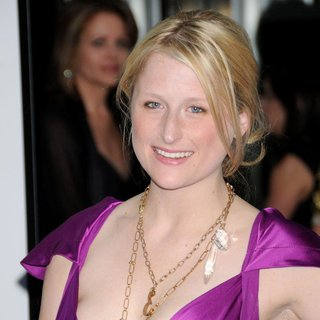Mamie Gummer in The New York Premiere of Mamma Mia