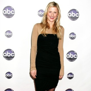 Mamie Gummer in The Disney ABC Television Group's TCA Winter 2011 Press Tour Party