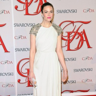 Mandy Moore in 2012 CFDA Fashion Awards