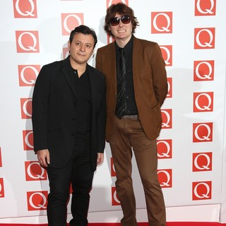 The Q Awards 2012 - Arrivals