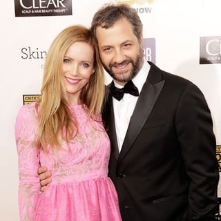 Leslie Mann in 18th Annual Critics' Choice Movie Awards - mann-apatow-18th-annual-critics-choice-movie-awards-01