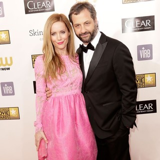 Leslie Mann in 18th Annual Critics' Choice Movie Awards - mann-apatow-18th-annual-critics-choice-movie-awards-02