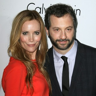 Leslie Mann, Judd Apatow in ELLE's 19th Annual Women in Hollywood Celebration - Arrivals