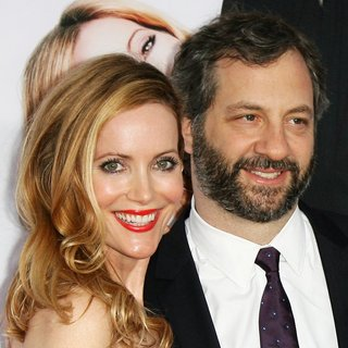 Leslie Mann, Judd Apatow in The Other Woman Los Angeles Premiere