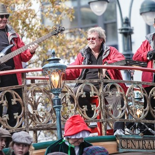 Mannheim Steamroller in 86th Annual Macy's Thanksgiving Day Parade