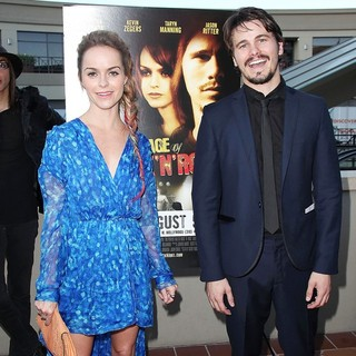 Taryn Manning, Jason Ritter in The Perfect Age of Rock 'n' Roll Los Angeles Premiere