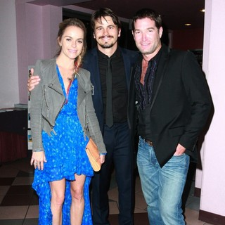 Taryn Manning, Jason Ritter, Scott D. Rosenbaum in The Perfect Age of Rock 'n' Roll Los Angeles Premiere
