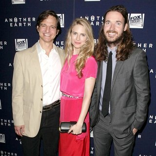William Mapother, Brit Marling, Mike Cahill in The Premiere of Fox Searchlight Pictures' Another Earth