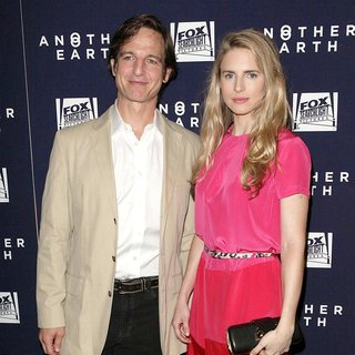 William Mapother, Brit Marling in The Premiere of Fox Searchlight Pictures' Another Earth