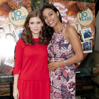 Kate Mara, Rosario Dawson in 10 Years Brunch Reunion Event - Arrivals
