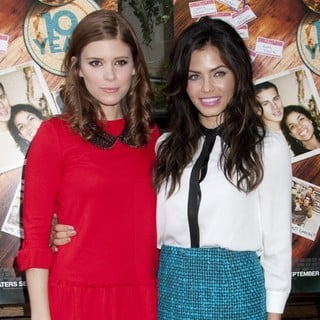 Kate Mara, Jenna Dewan in 10 Years Brunch Reunion Event - Arrivals