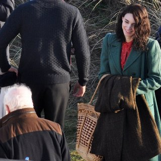 Jim Sheridan, Rooney Mara in Films The Movie Adaptation of Sebastian Barry's The Secret Scripture