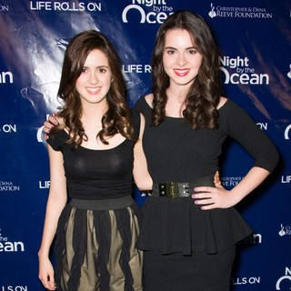 Laura Marano, Vanessa Marano in Life Rolls on 8th Annual Night by The Ocean Gala