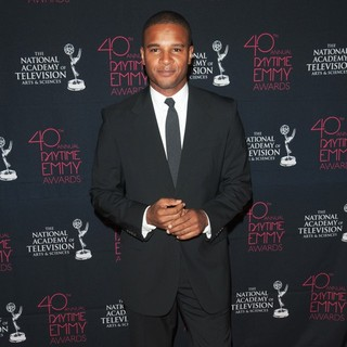 Marc Anthony Samuel in 40th Annual Daytime Entertainment Creative Arts Emmy Awards