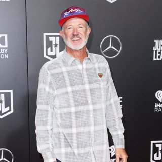 Marc McClure in Justice League Film Premiere