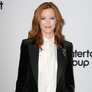 Marcia Cross in Desperate Housewives Final Season Kick-Off Party