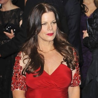 Marcia Gay Harden in The 85th Annual Oscars - Red Carpet Arrivals