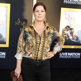 Marcia Gay Harden in A Star Is Born Los Angeles Premiere - Arrivals