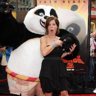 Marcia Gay Harden in Los Angeles Premiere of Kung Fu Panda 2